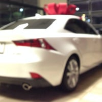 Photo taken at Lexus of Chandler by Todd F. on 11/23/2013