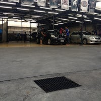 Photo taken at Shine and Clean car care by Bird M. on 12/15/2012
