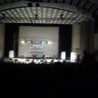Photo taken at Sala Palatului by Solomone D. on 11/21/2012