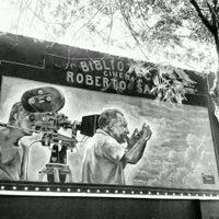 Photo taken at Biblioteca Roberto Santos by Mayara N. on 8/20/2013