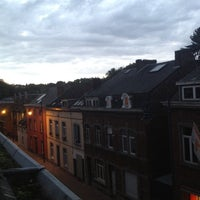 Photo taken at Saint-Servais by Grégory R. on 9/18/2012