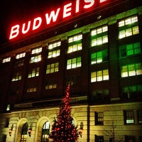 Photo taken at Anheuser-Busch Brewery Experiences by Amanda H. on 12/6/2012