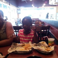 Photo taken at Moe's Southwest Grill by Harold M. on 7/11/2013