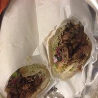Photo taken at Super Sal Market / Dr.Sandwich & Shawarma by Justin O. on 1/30/2015