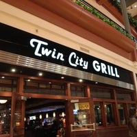 Photo taken at Twin City Grill by Patty A. on 11/3/2012