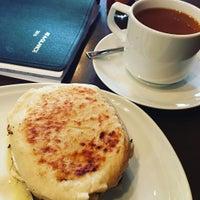Photo taken at CIA Bakery Cafe by Brandi Jo N. on 3/10/2016
