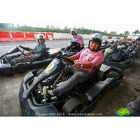 Photo taken at Sepang International Go Kart Track by Yazid I. on 11/16/2016
