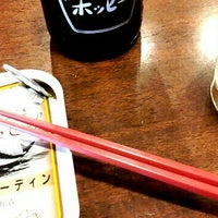 Photo taken at 立ち呑み処 大瀧 by M T. on 7/6/2013