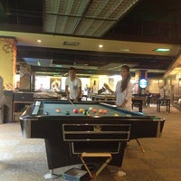 Photo taken at Club 11 Snooker & Pool by poppyta I. on 3/10/2013