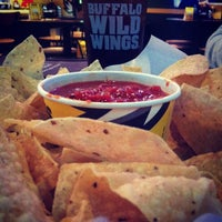 Photo taken at Buffalo Wild Wings by Maria L. on 4/14/2013