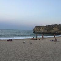 Photo taken at Praia da Batata by Darío B. on 8/23/2016