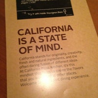 Photo taken at California Pizza Kitchen at The Lakes at Thousand Oaks by Kelsey G. on 2/28/2013