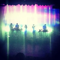 Photo taken at The Vic Theatre by Jarid W. on 4/24/2013