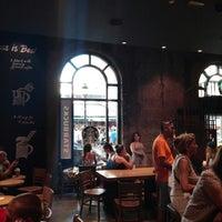 Photo taken at Starbucks by WooSam on 7/9/2013