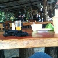 Photo taken at Banrai Jomthong Resort & Camping by Methilak P. on 12/1/2012