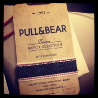 Photo taken at Pull & Bear by Jana L. on 5/2/2014