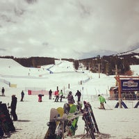 Photo taken at Peak 8 Breckenridge by Sevilla G. on 4/5/2013
