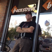 Photo taken at Back Street by Rick P. on 10/25/2013
