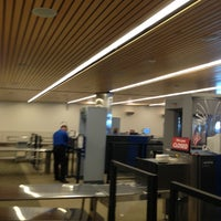 Photo taken at TSA Security Check Point by Gilbert L. on 11/10/2013