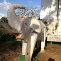 Photo taken at Morro do Elefante by Anna S. on 11/19/2012