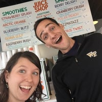 Photo taken at The Juice Shop by Jonna P. on 5/1/2015