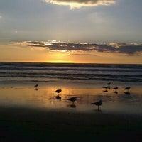Photo taken at El Porto Beach by Steve W. on 12/31/2012
