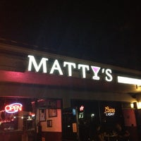 Photo taken at Matty's on the Drive by Rory C. on 12/9/2012