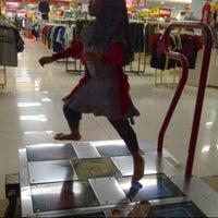 Photo taken at Ramayana Supermarket by Zuhdan A. on 11/1/2015
