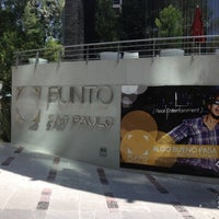 Photo taken at Plaza Punto São Paulo by Miguel A. on 10/6/2012