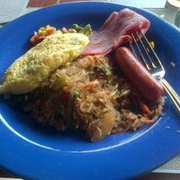 Photo taken at Meranti & Verandah Restaurant by Natalia M. on 3/31/2013