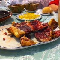 Photo taken at Restaurante El Churrasco by Virginia Q. on 11/10/2012