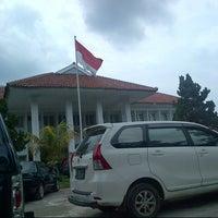 Photo taken at Pengadilan Negeri Kelas IA Bale Bandung by aprian j. on 11/12/2013