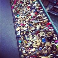 Photo taken at La Seine by Gabriela B. on 12/8/2012