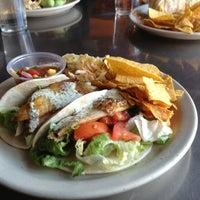 Photo taken at Black Cat Burrito by Sara B. on 2/17/2013