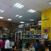 Photo taken at Librería La Española by Jorge R. on 1/24/2013