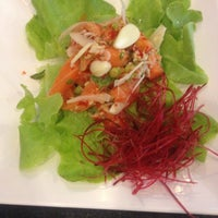 Photo taken at Mr.Sushi by Nadear k. on 7/26/2014
