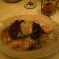 Photo taken at Mahogany Prime Steakhouse by Kaitlyn O. on 4/11/2013