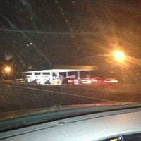 Photo taken at Sunoco Northbound by Marshall M. on 3/7/2013