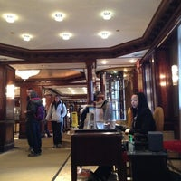 Photo taken at Excelsior Hotel NYC by Marshall M. on 3/2/2013