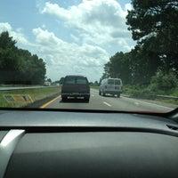 Photo taken at Interstate 95 by Bryan B. on 8/9/2013