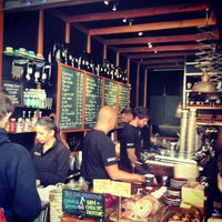 Photo taken at Workshop Espresso by Russ K. on 7/24/2013