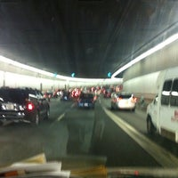 Photo taken at Thomas P. O'Neill Jr. Tunnel by John B. on 10/15/2012