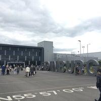 Photo taken at Edinburgh Airport (EDI) by Fedora M. on 6/21/2016