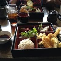 Photo taken at Miki Japanese Restaurant by Ram K. on 10/5/2012