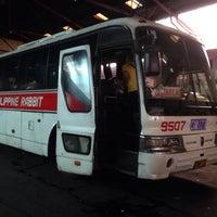 Photo taken at Philippine Rabbit (Avenida Terminal) by Mon C. on 7/19/2014