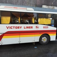 Photo taken at Victory Liner (Kamias Terminal) by Edward P. on 11/12/2015