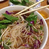 Photo taken at Pho Soc Trang by Lisa Rose S. on 7/2/2013