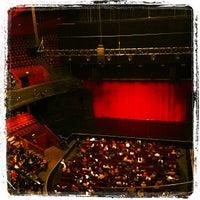 Photo taken at Cirque Royal / Koninklijk Circus by Christophe P. on 12/8/2012