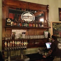Photo taken at Laurelwood Public House & Brewery by Mike M. on 12/30/2012