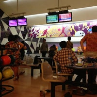 Photo taken at Spincity Bowling Alley by Melisa G. on 12/28/2012